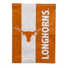 Texas Longhorns Embellish Garden Flag