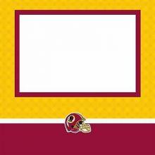 "Washington Redskins 8"" X 8"" Complete Scrapbook"