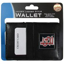 MLB St. Louis Cardinals Jacob's Ladder Leather Wallet