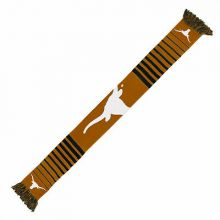 NCAA Licensed Texas Longhorns Knit Scarf
