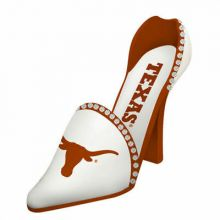 Texas Longhorns Wine Shoe Bottle Holder
