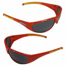 Louisville Cardinals Wrap 3-Dot Sunglasses