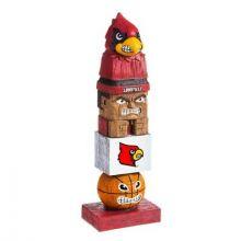 Louisville Cardinals Tiki Totem