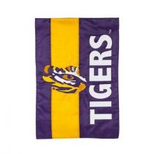 LSU Tigers Embellish Garden Flag