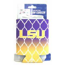 LSU Tigers Hi-Definition Team Color Can Koozie Cooler
