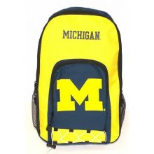 NCAA Michigan Wolverines Contemporary Bunge  Backpack
