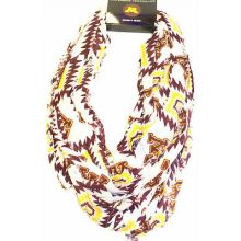 NCAA Licensed Minnesota Golden Gophers Southwest Infinity Scarf