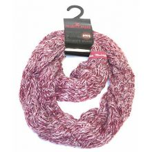 Mississippi State Bulldogs Chunky Duo Knit Infinity Scarf