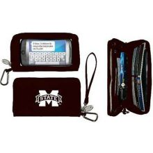 Mississippi State Bulldogs Deluxe Touch Smartphone Wallet Case