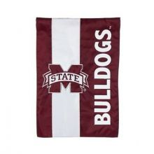 Mississippi State Bulldogs Embellish House Flag