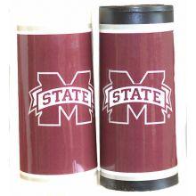 Mississippi State Bulldogs Team Pre-Filled Salt and Pepper Shaker Set