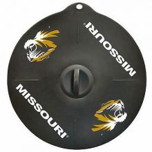 "Missouri Mizzou Tigers 9"" Silicone Lid"