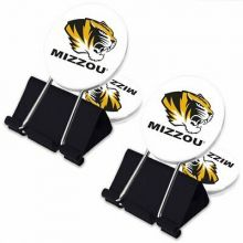Mizzou Tigers  2 Pack Multi Purpose Utility Clips