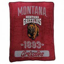 Montana State Bobcats Shell Mesh Wallet