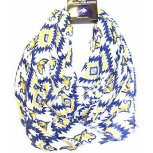 NCAA Licensed Montana Bobcats Southwest Infinity Scarf