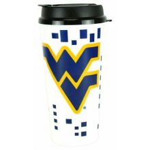 West Virginia Mountaineers 32-ounce Single Wall Hype Tumbler