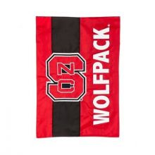 North Carolina State Wolfpack Embellish Garden Flag