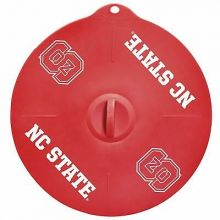 "North Carolina State Wolfpack 9"" Silicone Lid"