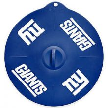 "New York Giants 9"" Silicone Lid"