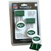 New York Jets 2 Pack Multi Purpose Utility Clips
