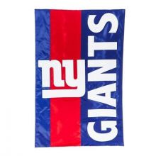 New York Giants Embellish House Flag