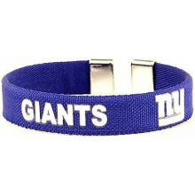 "New York Giants 4"" Silver Star Ornament"