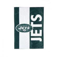 New York Jets Embelish Garden Flag