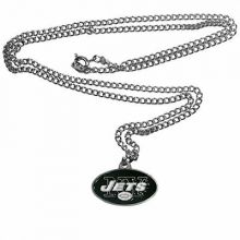 New York Jets Logo Chain Necklace
