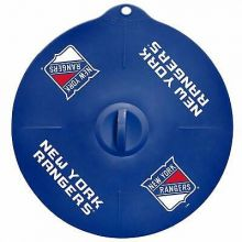 """New York Rangers 9"""" Silicone Lid"""