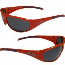Ole Miss Rebels Wrap 3-Dot Sunglasses
