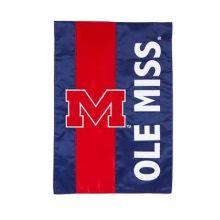 Ole Miss Rebels Embellish Garden Flag