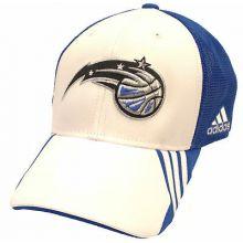 Orlando Magic White Classic Flex Fit Hat