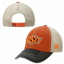 Oklahoma State Cowboys Off Road Mesh Back Adjustable Snapback Hat