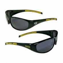 Green Bay Packers Wrap 3-Dot Sunglasses