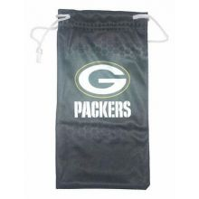 Green Bay Packers Drawstring Microfiber Glasses Pouch