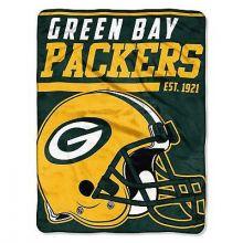 Green Bay Packers Super Plush Fleece Throw