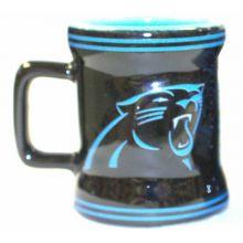 Carolina Panthers Mini Mug 2 oz Shot Glass