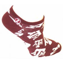 Texas A&M Aggies No Show Repeater Socks