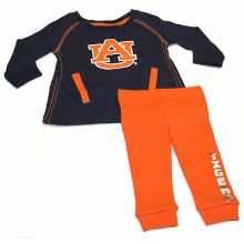 Auburn Tigers 2018 Infant Girls Nice Kick Tunic and Leggings