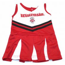 Wisconsin Badgers Colosseum Infant Cheerdress