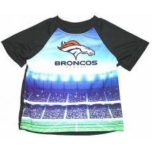 Denver Broncos  Infant Boys Stadium T-Shirt
