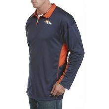Denver Broncos Quarter Zip  Pullover