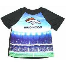 Denver Broncos  Toddler Boys Stadium T-Shirt