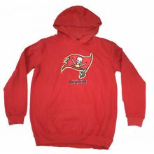 Tampa Bay Buccaneers Youth Reflective Gold  Trim  Hoodie