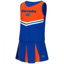 Florida Gators Colosseum Toddler 2 Pc Cheerdress