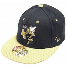 Georgia Tech Yellow Jackets Mesh Sting Logo Hat