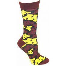 Minnesota Golden Gophers Team Crew Socks