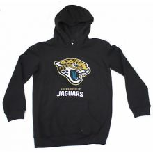 Jacksonville Jaguars Youth Reflective Gold Trim Hoodie