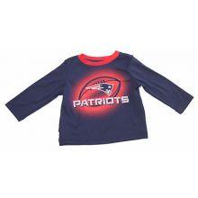 New England Patriots Infant Long Sleeve T-Shirt