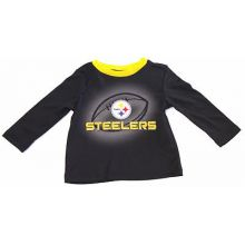 Pittsburgh Steelers Infant Long Sleeve T-Shirt